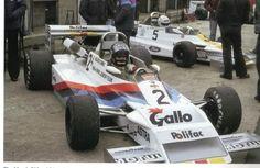 Gauchos - Riccardo Zunino - March 792 BMW/Mader - March Racing - Polifac BMW Junior Team - Juan Traverso - March 792 Hart - March Racing - Bob Salisbury Racing - European F2 Championship 1979