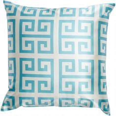 Maddison Toss Cushion - Aqua To dress up my sectional. Living Room Inspiration, Home Decor Inspiration, My Living Room, Living Room Decor, Ocean Bedroom, Urban Barn, Signature Design, Soft Furnishings, Aqua