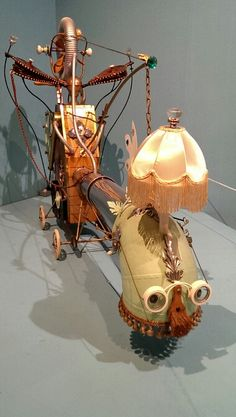 Rowland Emmett Rube Goldberg, Birmingham Museum, Kinetic Art, Automata, Bang Bang, Crafts To Do, Set Design, Wood Working, Concept Art