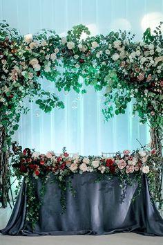 Оформление ужина - Свадебное Вдохновение - Weddywood