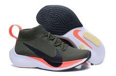 premium selection 9d65f e4aea Nike Zoom Vaporfly Elite Mens Shoes Army Green  220