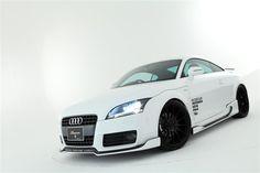 never seen an Audi TT look so good