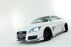 never seen an Audi TT look so good