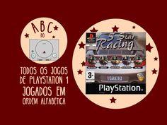 5 Stars Racing - Gameplay comentado em português [ABC do PS1]