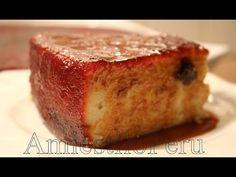 Pudin de naranja al estilo inglés o pudin de pan con naranja   Recetas de Javier Romero - YouTube
