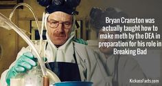 Awesome Facts of the Day Bryan Cranston