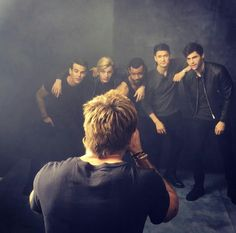 @People photoshoot for Sexiest Young Adult Idols feature