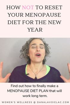 Reset your menopause diet for the new year the right way this time. Because - how many times have you done this before - and how long has it lasted? Reset your diet for good this time by avoiding the 3 most common menopause diet mistakes Post Menopause Symptoms, Menopause Diet, Menopause Relief, Natural Remedies For Menopause, Womens Wellness, Night Sweats, Hormone Imbalance, Best Diets, Natural Treatments