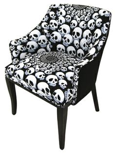 Skull Furniture For Sale The Cheltonian Property Gothic Chic