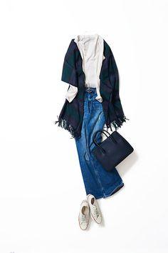 リバイバルのヘンリーTとバギーでリラックススタイル 2015-09-09 | jeans Zara | top price :11,880 brand : fio