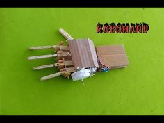 how to make a robot hand or ghost hand - toy for kids - YouTube