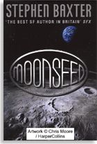 Stephen Baxter's Moonseed