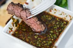 Crying Tiger Skirt Steak with Jaew Chili Dipping Sauce (Thai)