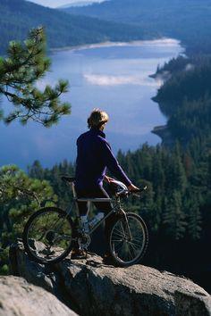 Mountain biking trails abound - Come and visit the trail system at Lake Santeetlah and Tsali's trail system near Fontana Lake.