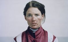 Amateur jockey and member of famous racing dynasty stars in campaign for the   National Portrait Gallery