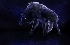 Wolf from water by UniQuest.deviantart.com on @DeviantArt