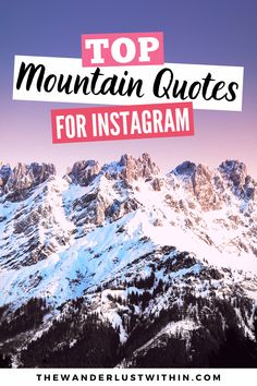 Best Travel Quotes, Travel Advice, Travel Guides, Travel Tips, Travel Destinations, Nature Quotes, Quotes Quotes, Mountain Quotes, Adventure Activities