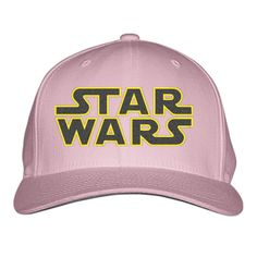 Star Wars Embroidered Baseball Cap
