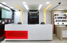 Channel 9 by Four Dimensions Retail Design, Bangalore – India
