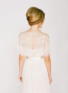 jordan byers : face + hair | saja wedding gowns