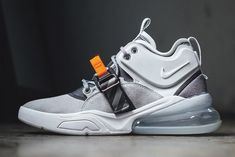 A futuristic Nike Air Force 270 that doesn't forget its roots.