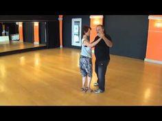 The Milonguero Dip - Tango Class Workshop