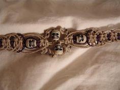 Hemp Bracelet Patterns | PATTERNS FOR HEMP BRACELETS |