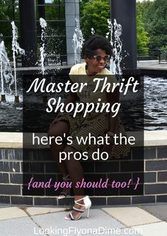 Want to Master Thrift Shopping? Here's What The Pros Do To Score Great Deals On Used Clothes And Fashion Clothing Accessories!
