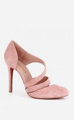 D'orsay heels - Devin - Black