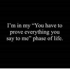 Damn right! Sad but it happens after a liar!