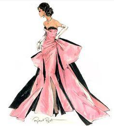 barbie fashion illustration - Google Search