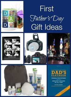 Great first Father's Day gift ideas for new dads