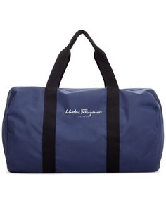 Receive a Complimentary Weekend Bag with any large spray purchase from the Salvatore Ferragamo Men's Fragrance Collection