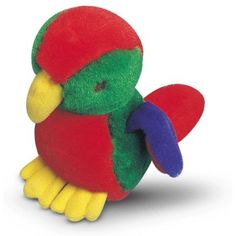Multipet Look Who's Talking Parrot Dog Toy >>> You can find more details by visiting the image link. (This is an affiliate link) #Toys
