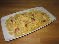 Simplemente Thermomix: Patatas con huevos rotos Canapes, Chutney, Cauliflower, Macaroni And Cheese, Recipies, Food And Drink, Potatoes, Chicken, Vegetables