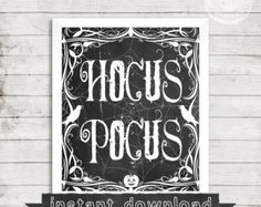 DIY PRINTABLE You Say Witch Like It's A Bad by BunkyFossPrintables