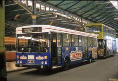 Burger Stand, Busses, Motorhome, Dublin, Vintage Cars, Trains, Transportation, Ireland, Irish