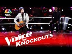 """The Voice 2016 Knockout - Owen Danoff: """"She's Always a Woman"""" - YouTube"""