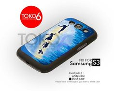 AJ 1853 Peterpan Flying City - Samsung Galaxy SIII Case | toko6 - Accessories on ArtFire