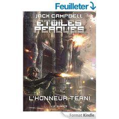 L'Honneur terni: Les étoiles perdues, T1 eBook: Jack Campbell, Frank Reichert: Amazon.fr: Boutique Kindle
