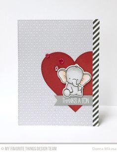 adorable elephants; MFT, critter sketch