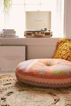 Slide View: 1: Adar Floor Pillow