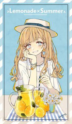 """赤倉 บนทวิตเตอร์: """"レモンイラストまとめ🍋 #レモンの日… """""""