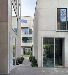 David Chipperfield Architects' Berlin office