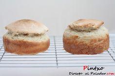 Receta de pan de cerveza Muffin, Breakfast, Food, Unleavened Bread Recipe, Brewers Yeast, Bread Recipes, Breads, Adrenal Cortex, Morning Coffee