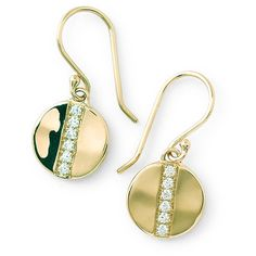 Ippolita 18k Glamazon Stardust Small Disc Earrings with Diamonds ($2,125) ❤ liked on Polyvore featuring jewelry, earrings, gold, handcrafted jewelry, handcrafted earrings, hand crafted jewelry, diamond disc earrings and diamond earrings