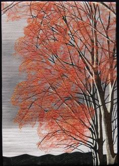 Break of Day by Jean McLean   Aotearoa Quilters (New Zealand). Best Innovative Wall Quilt 2012