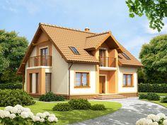 Beautiful house plans with attic - Houz Buzz beautiful house plans with photos - House Beautiful