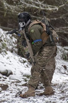 If anyone is interested in watching airsoft wars, go to scoutthedoggie on YouTube. He films Airsoft all around Scotland. This is section8 airsoft.