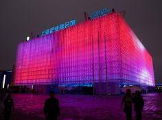 Dream Cube: Shanghai Corporate Pavilion   Atelier FCJZ Architects
